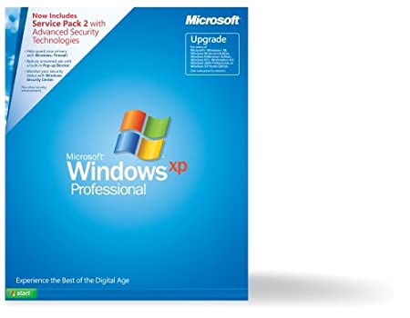 MICROSOFT - INTL EXP - INTL UPG-V WINDOWS XP PROFESSIONAL EDITION W/SP2 (E85-02681) (E37104)