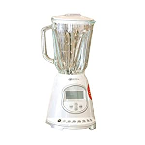Countertop Blender : ... Blender, White: Electric Countertop Blenders: Kitchen & Dining