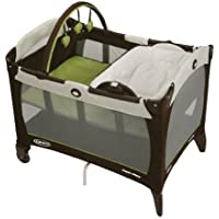Graco Pack n Play Playard with Reversible Napper and Changer (Go Green)