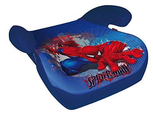 Spider-Man SM-KFZ-065 Spiderman Kindersitzerhöhung, Gruppe II-III, ECE R 44/04 geprüft thumbnail