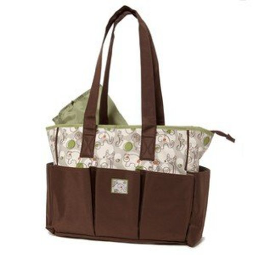 Graco Zuba Carry All Diaper Bag