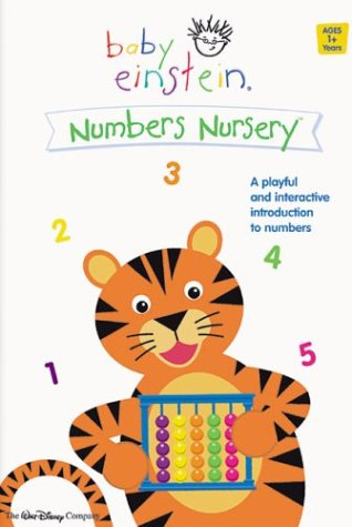Baby Einstein - Numbers Nursery [VHS]