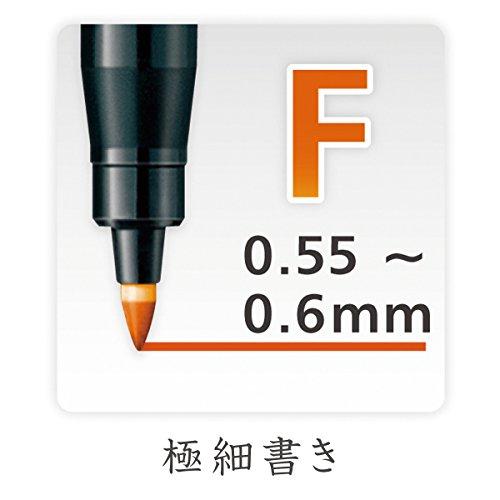 STAEDTLER Lumocolor marqueur permanent 318F, noir