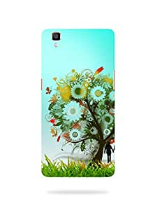 alDivo Premium Quality Printed Mobile Back Cover For Oppo R7s / Oppo R7s Back Case Cover (RK-AD021)