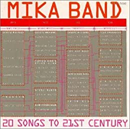20 Songs to 21st Century -BEST OF SADISTIC MIKA BAND-
