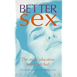 books: Better sex: cover. Pretoria east, MeyersPark