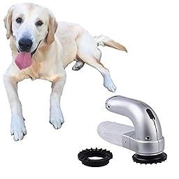 La favoritaTM Low-noise Electric Pet Dog Cat Hair Trimmer Shaver Animal Hair Cutting Clipper Shaver Professional Pet Hair Fur
