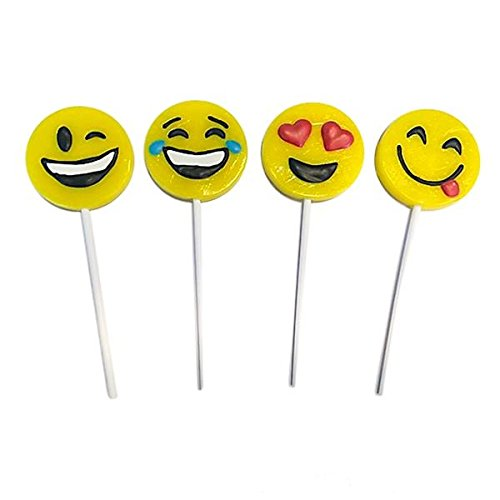 Emoji Coloring Pages Lolipop
