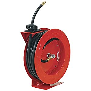 3/8 inch air hose reel