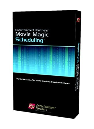 Movie Magic Scheduling 3.7
