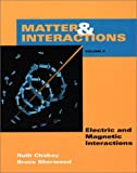 img - for Matter and Interactions II: Electric & Magnetic Interactions book / textbook / text book