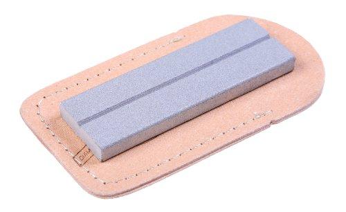EZE-LAP 26F 1 by 3 Fine Diamond Pocket Stone with Sheath