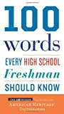 img - for 100 Words Every High School Freshman Should Know book / textbook / text book