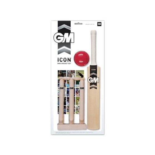 Gunn and Moore Icon Team GM Mini Cricket Set