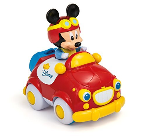 Mickey Mouse My First Car Rc Baby Car By Cyber Monday