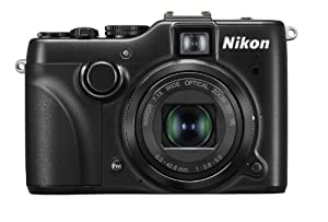 Nikon COOLPIX P7100 10.1 MP Digital Camera with 7.1x Optical Zoom NIKKOR ED Glass Lens and 3-Inch Vari-Angle LCD