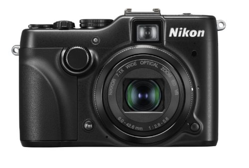 Nikon COOLPIX P7100 10.1 MP Digital Camera  7.1x