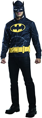 Rubie's Costume Co Men's Batman Hoodie at Gotham City Store