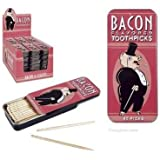 Accoutrements Bacon Flavored Toothpicks