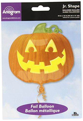Amscan International 18 Shape Halloween Jack