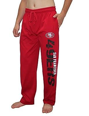 Mens NFL Lounge / Sleep Pants (Vintage Look): SAN FRANCISCO 49ERS