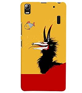 Lenovo K3 NOTE MULTICOLOR PRINTED BACK COVER FROM GADGET LOOKS