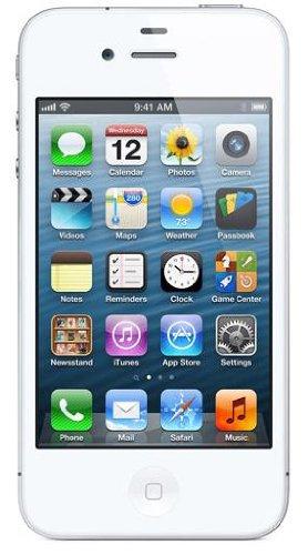 アップル iPhone 4S 8GB White 香港正規品 SIMフリー