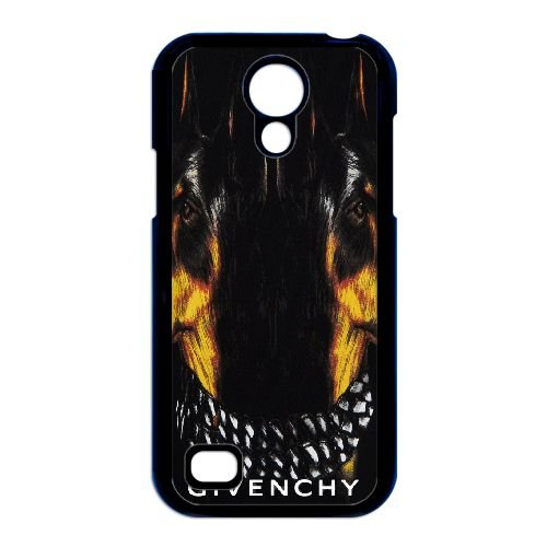 Samsung Galaxy S4 Mini i9190 Phone Covers Black Brand Logo Givenchy Cell Phone Case 20T124700