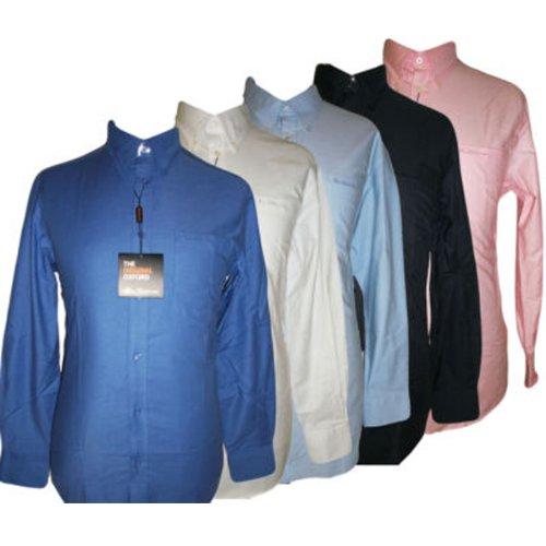 (fa10-097) Ben Sherman Oxford Shirt Sizes XS S M L XL XXL 3XL 4XL Size=XL Exact Colour=Pink