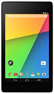 Asus Nexus 7 ASUS-1C035A 17,8 cm (7 Zoll) Tablet-PC (Snapdragen S4 Pro 8064, 1,5GHz, 2GB RAM, 16GB HDD, Adreno 320, Android OS, WiFi) weiß - Modell 2013