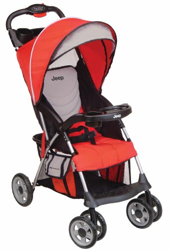 Read About Jeep Cherokee Sport Stroller, React