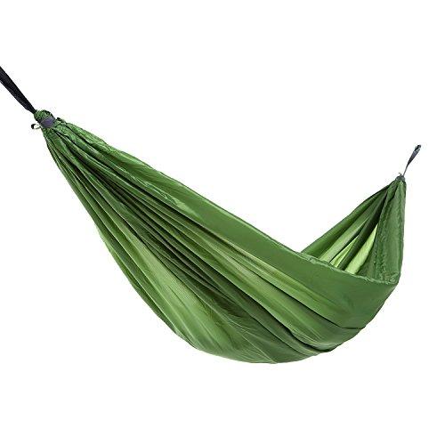 Weanas® Parachute Nylon Portable Hammock, Size 106