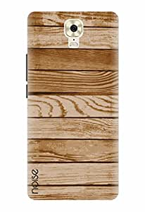 Noise Designer Printed Case / Cover for Gionee M6 Plus / Patterns & Ethnic / Woods Design