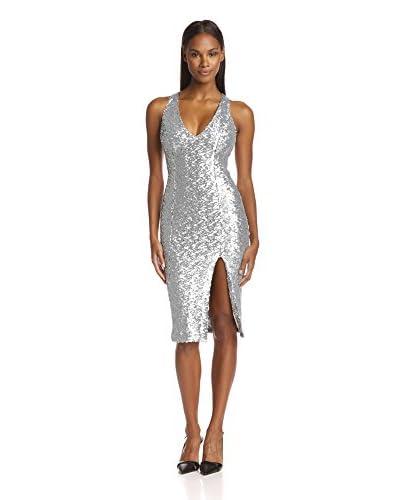 Jay Godfrey Women's Murano Deep V-Neck Sequin Dress