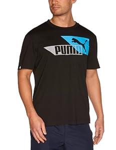 Puma Foundation T-Shirt homme Noir S
