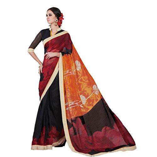 Jay Sarees Office Casual Partywear Ethnic Indian Linen Saree - Jcsari2995d1963
