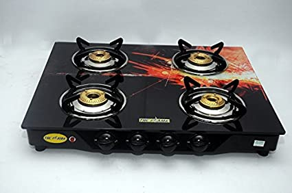 Galaxy Automatic Gas Cooktop (3 Burner)