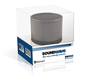 SD SoundWave SW100 Rechargable Portable Bluetooth Speaker