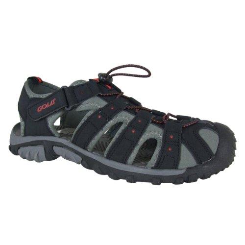 Boys Girls Gola Walking Sports Beach Sandals Velcro Shoes Junior Kids Sizes 1-6