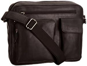 Jost Messenger Bag, 2575 Hunter, black - black, 2575-001