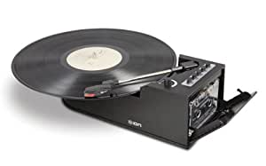 Ultra-Portable USB Turntable (Duo Deck)