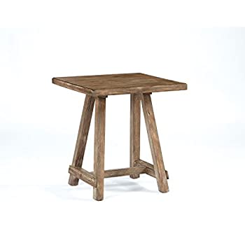 Signature Design by Ashley T500-502 Rustic Accent Side End Table