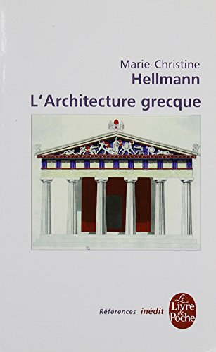Telecharger livres francais pdf l 39 architecture grecque for Architecture grecque