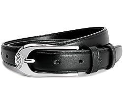 Nickel Free Black Bedazzled Belt 47