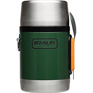 Stanley Adventure Vacuum Food Jar (Green, 18-Ounce)