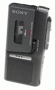 Sony M679 Microcassette Recorder