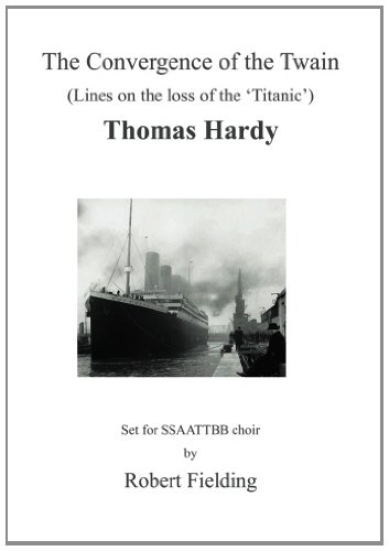 The Convergence of the Twain.: Lines on the loss of the 'Titanic'.