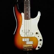 Fender Precision Bass Elite II USA 1983 - Tobacco Sunburst