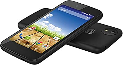 Micromax Android 2 AQ4502 (Black-White)