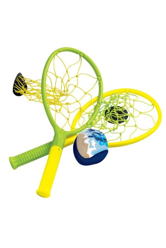 Halex Splash Power Meteor Rackets (Colors May Vary)